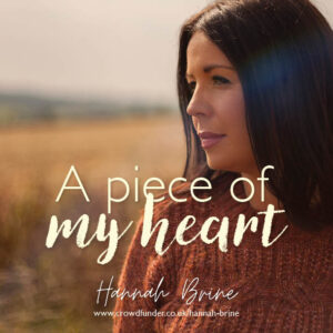 Crowdfunder - A piece of my heart EP